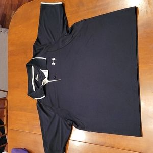Under Armour size Large polo